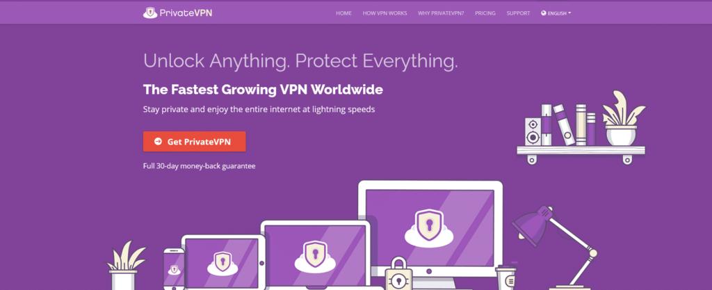 PrivateVPN Black Friday VPN deals 2021